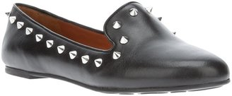 Marc by Marc Jacobs studded leather slipper