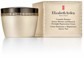 Elizabeth Arden Ceramide Premiere Intense Moisture and Renewal Overnight Regeneration Cream, 1.7 oz. Jar