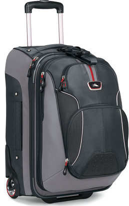 High Sierra CLOSEOUT! Rolling Backpack with Removable Daypack, AT-6 Carry On