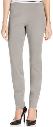INC International Concepts Pants, Curvy-Fit Skinny Pull-On
