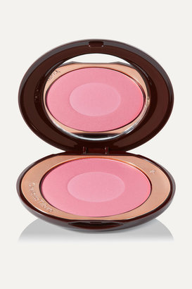 Charlotte Tilbury - Cheek To Chic Swish & Pop Blusher - Love Glow $40 thestylecure.com