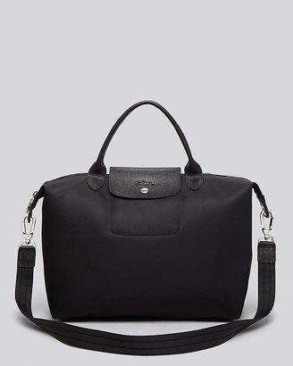Longchamp Le Pliage Neo Medium Tote $245 thestylecure.com
