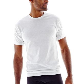 adidas 3-pk. Athletic Comfort climalite Crewneck T-Shirts