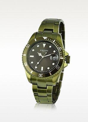 Forzieri Aluminum Bracelet Date Watch