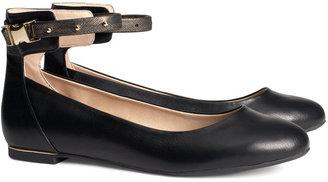 H&M Shoes - Black - Ladies