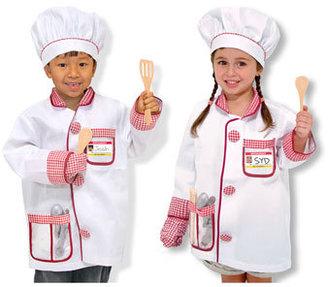 Toddler Melissa & Doug Chef Costume $29.99 thestylecure.com