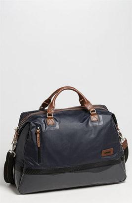 Diesel 'Rubber Hub' Duffel Bag Blue/ Ebony One Size