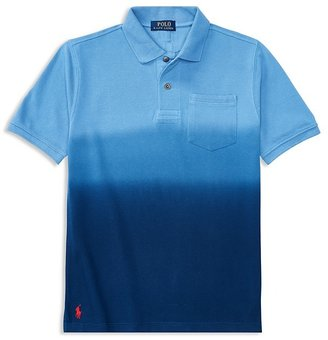 Ralph Lauren Childrenswear Boys' Ombré Polo Shirt - Big Kid