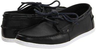 Boxfresh Jib - Leather (Black) - Footwear