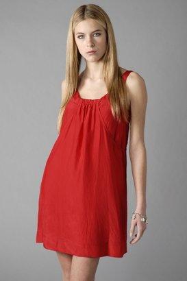 Graham & Spencer Silk Habotai Dress