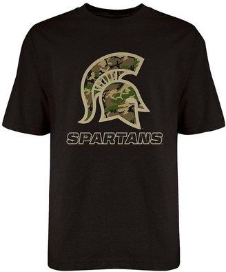 Michigan state spartans united college tee - men