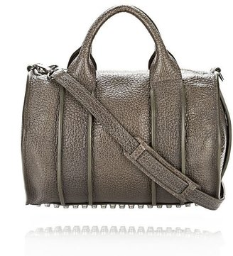 Alexander Wang Inside-Out Rocco In Gunpowder With Rhodium