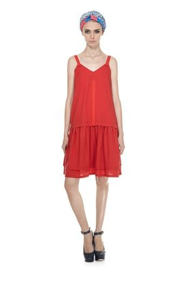 Marc by Marc Jacobs Justine Cotton Tank Dress