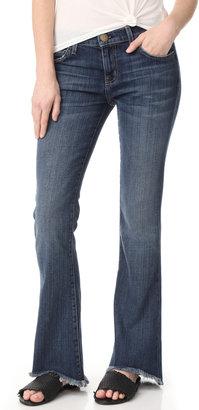 Current/Elliott The Flip Flop Jeans $218 thestylecure.com