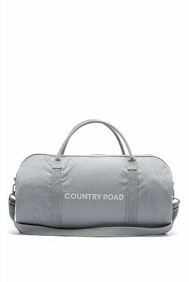 Country Road Perforated Logo Tote