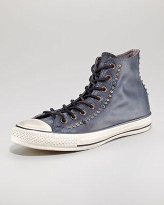 Converse by John Varvatos All Star Studded Hi-Top Sneaker, Black