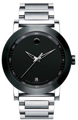 Men's Movado 'Museum' Sport Watch, 42Mm $995 thestylecure.com