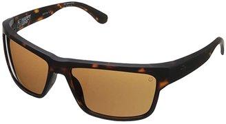 Spy Optic Frazier (Matte Camo Tort/Happy Bronze) Sport Sunglasses