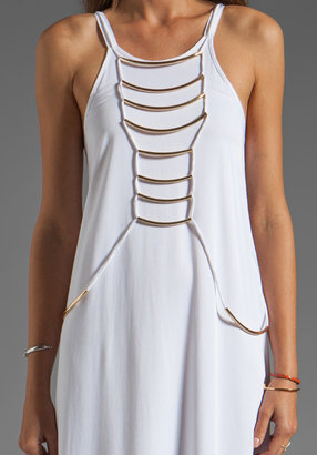 Bless'ed Are The Meek Ritual Maxi Dress