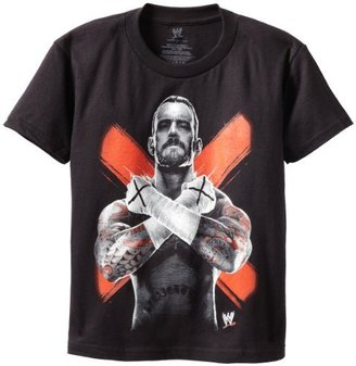 WWE Boys 2-7 2013 Video Game Cover Tee