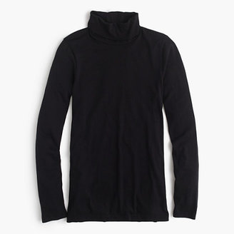 Tissue turtleneck T-shirt $34.50 thestylecure.com