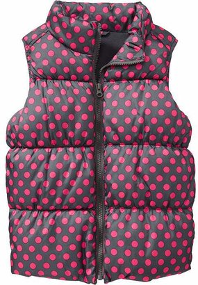 Old Navy Girls Frost Free Vests