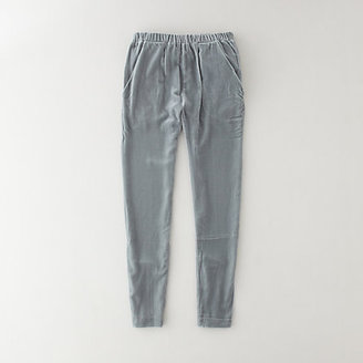 Band Of Outsiders velvet pant