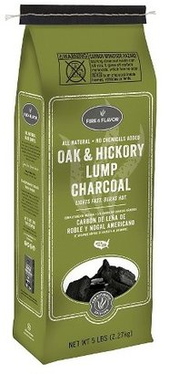 Fire & Flavor Fire and Flavor Oak & Hickory Lump Charcoal
