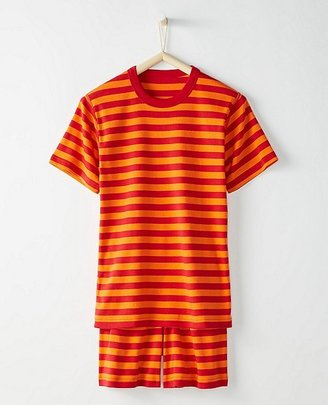 Adult Short John Pajamas In Organic Cotton $64 thestylecure.com