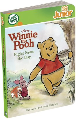 Leapfrog Tag Junior Book Disney Winnie The Pooh Piglet Saves The Day