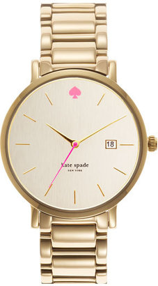 Kate Spade New York 'gramercy Grand' Bracelet Watch, 38mm $225 thestylecure.com