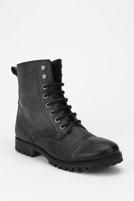 Urban Outfitters Deena & Ozzy Saint Leather Combat Boot