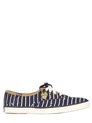 10mm Champion Cvo Bow Stripe Sneakers