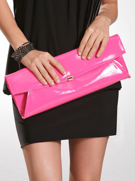 Arden B Elongated Clutch