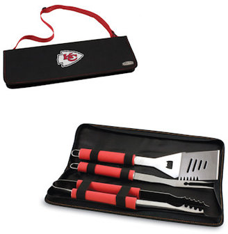 Bed Bath & Beyond Picnic Time Metro BBQ Tote with Tools - Kansas City Chiefs (Red)