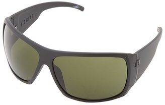 Electric Eyewear Big Beat Polarized Plastic Frame Sport Sunglasses