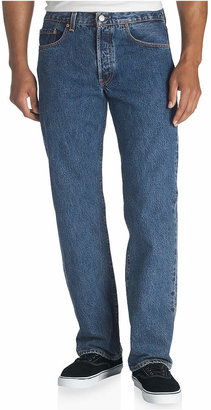 Levi's Men's 501 Original Fit Jeans $59.50 thestylecure.com