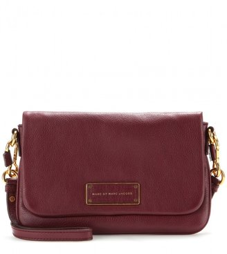 Marc by Marc Jacobs Flap Percy leather shoulder bag