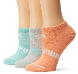 Puma Women's 3 Pack No Show