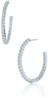 Kwiat 'Inside Out' Diamond Hoop Earrings