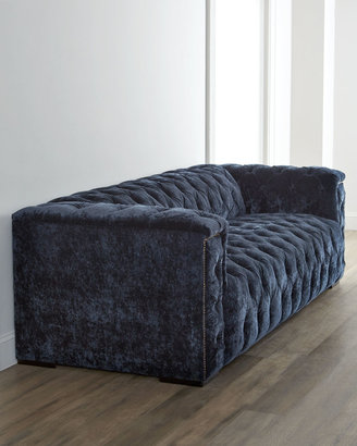 Old Hickory Tannery Beverly Tufted Sofa 101""
