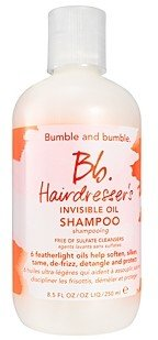 Bumble and Bumble Bb. Hairdresser's Invisible Oil Shampoo 8 oz.