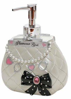 Homewear Glamour Girl Lotion Dispenser - Multicolor