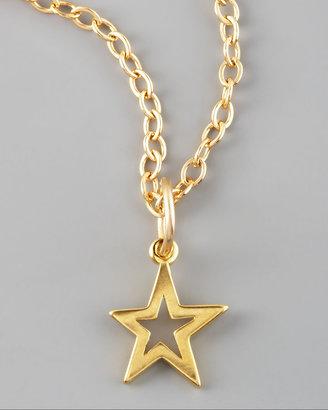 Dogeared Celestial Star Charm