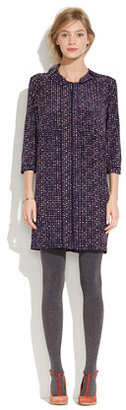 Madewell United bambooTM for dotted crepe dress