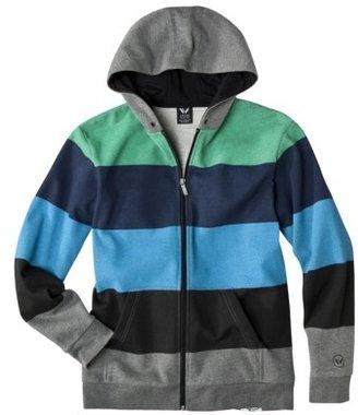 Shaun White Boys Zip-Up Hoodie - Ebony Transparent