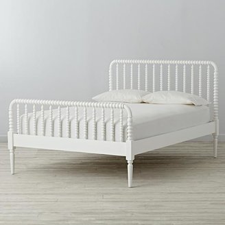 Full Jenny Lind White Bed $599 thestylecure.com