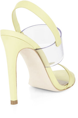 BCBGMAXAZRIA Jash High-Heel Slingback Dress Sandal