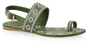 Tory Burch Reena Flat Sandal