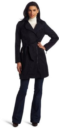 Vince Camuto Women's Asymmetrical Twill Jacket